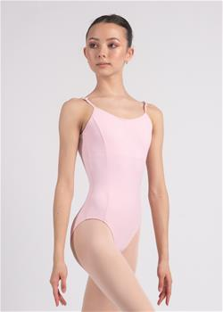 LITTLE CHRISTAL, Leotard with straps, Youth size