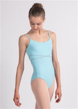 LITTLE CAMILLA, Leotard with straps, Youth size