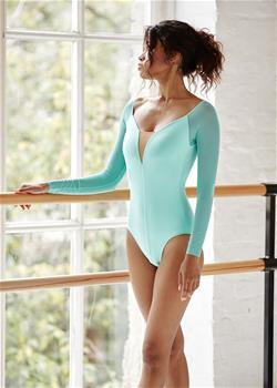 LITTLE CARLOTTA, Leotard long sleeve, Youth size