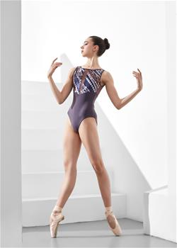 LITTLE ARTEMIS, Tank-style leotard, Youth size